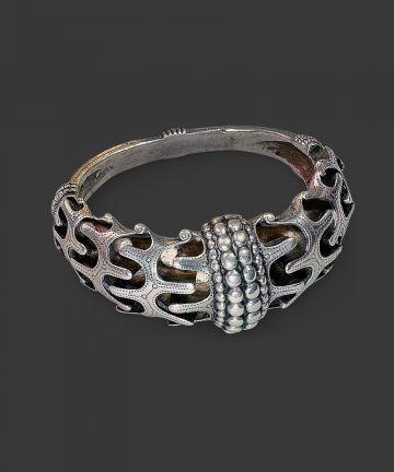 Silver Dark Bracelet