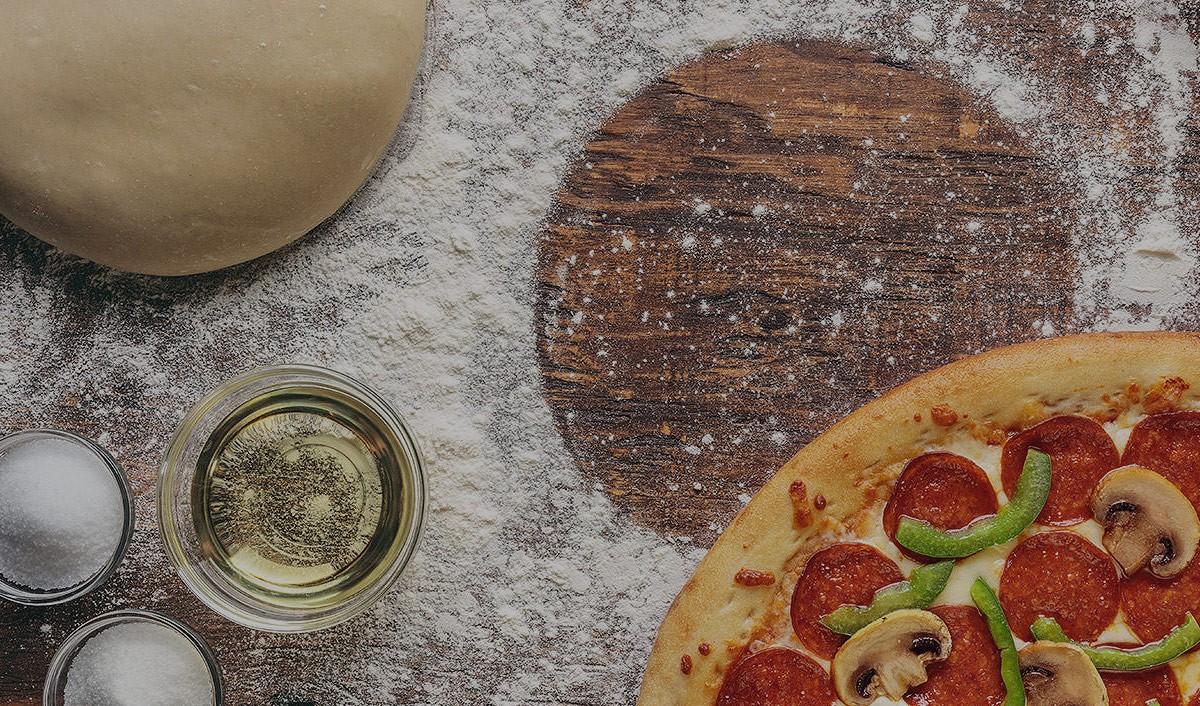 Lorem Ipsum Pizza World
